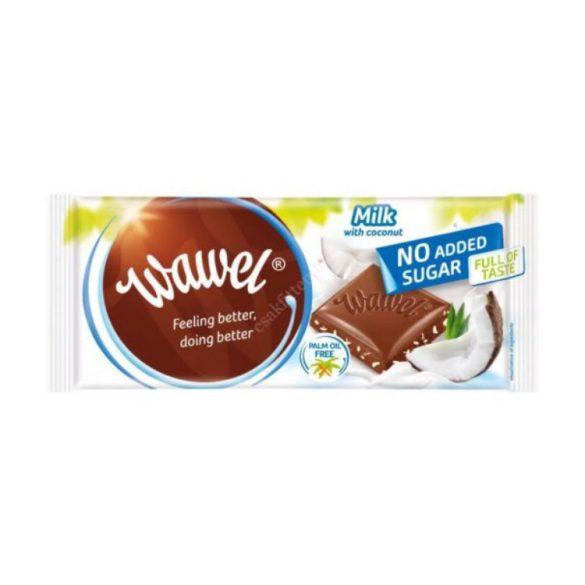 No Added Sugar tejcsokoládé 100 g