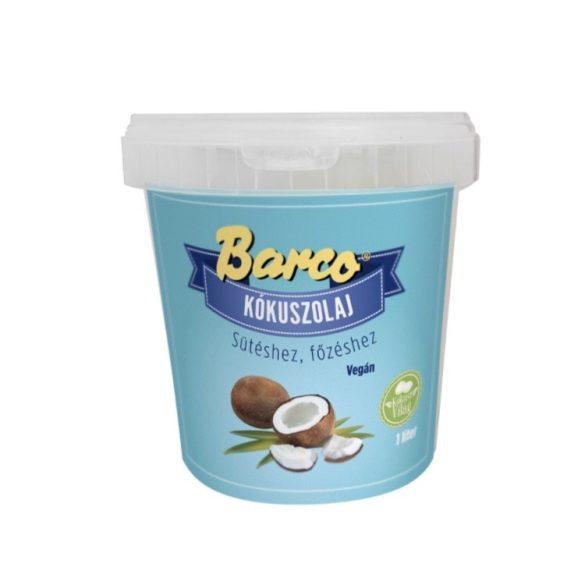 Barco kókuszolaj sütéshez-főzéshez 1kg