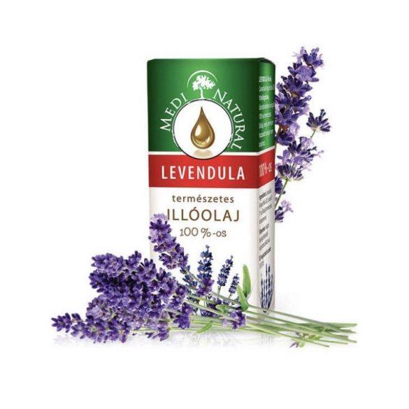 Medinatural 100% illóolaj levendula, 10 ml