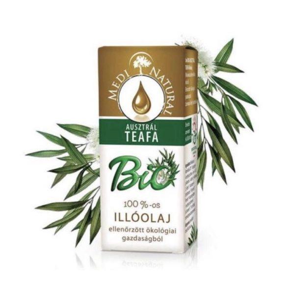 MediNatural Ausztrál teafa bio illóolaj 100% 5 ml