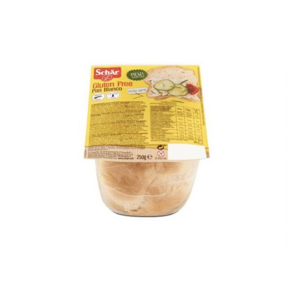 Schar Pan Blanco fehér kenyér 250g
