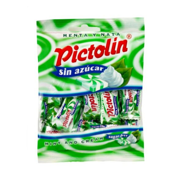 Pictolin cukormentes cukorka mentolos 65 g