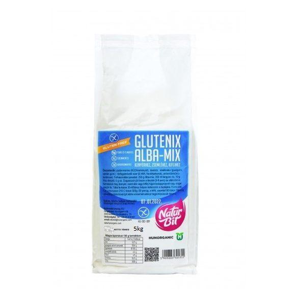 Glutenix Alba-Mix lisztkeverék 5 kg