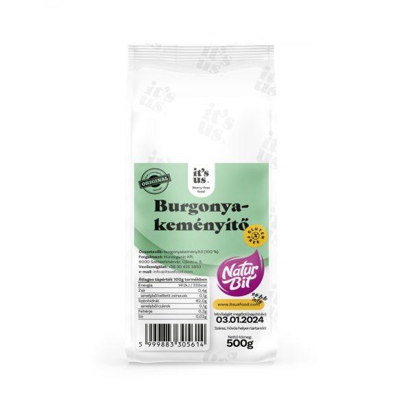 Naturbit Burgonyakeményítő 500 g