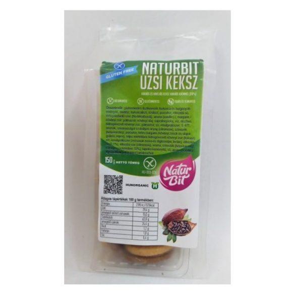 Naturbit uzsi kakaókrémes linzer 150 g