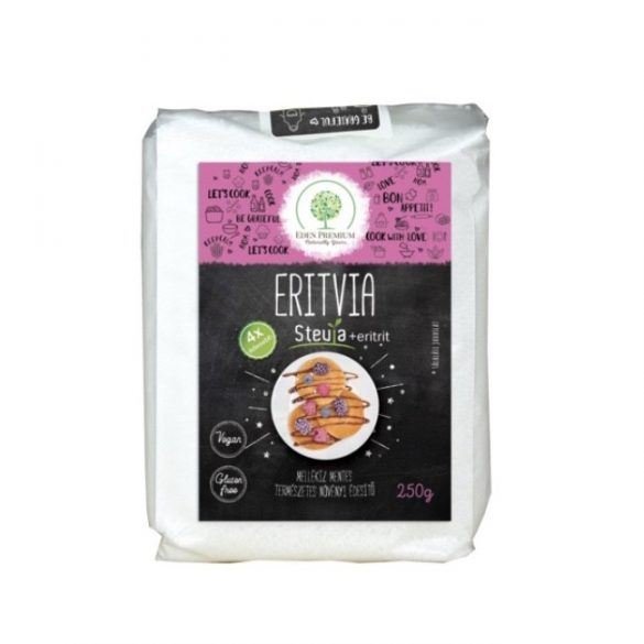 Éden Prémium Eritvia négyszeres erősségű édesítő 500 g