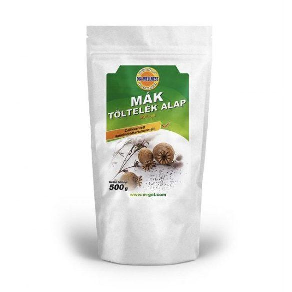 Dia-Wellness gluténmentes máktöltelék 0,5 kg