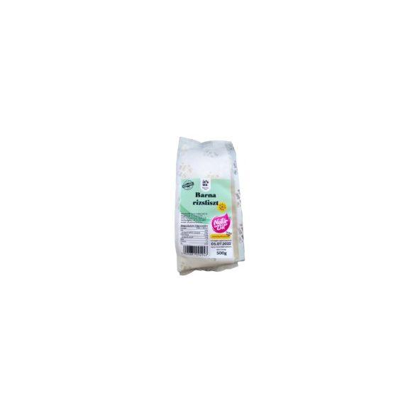 Naturbit gluténmentes rizsliszt, barna 500 g