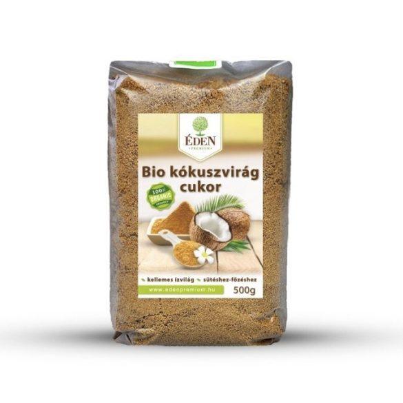 Éden Prémium Bio kókuszvirág cukor 500 g