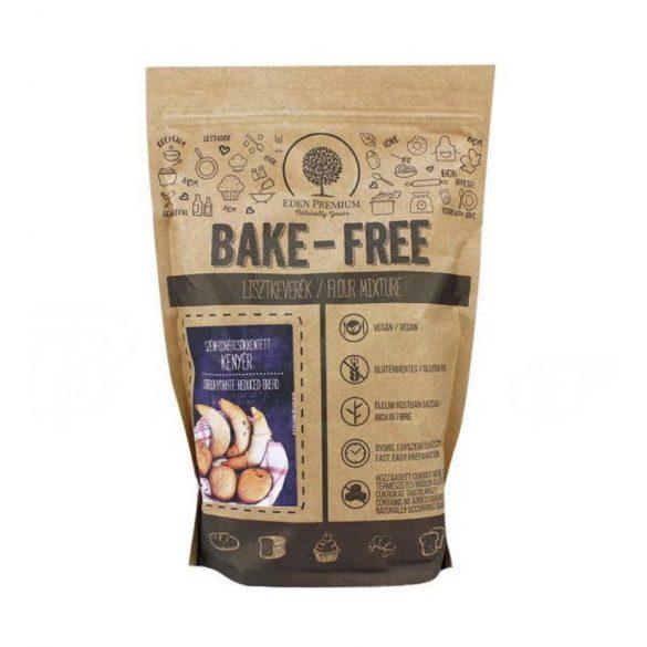 Éden Prémium Bake-Free Szénhidrát csökkentett kenyér lisztkeverék 1000 g