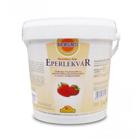 Dia-Wellness Eper lekvár 1000 g