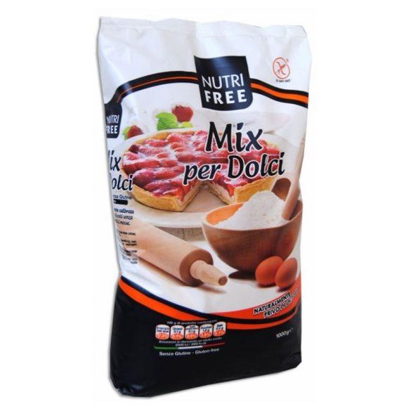 Nutri Free Mix per Dolci sütemény lisztkeverék 1000 g