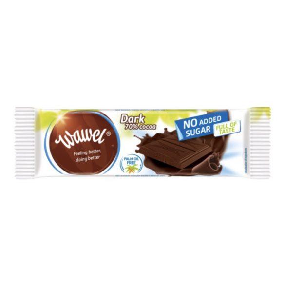 Wawel cukormentes étcsokoládé 30g