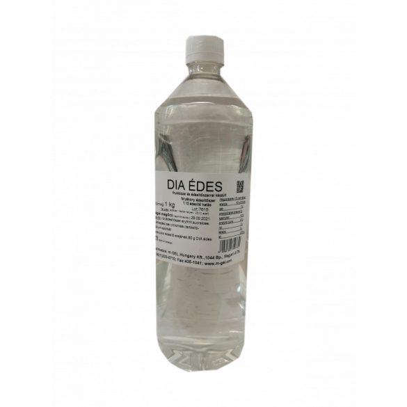 Dia-Wellness Dia Édes folyékony édesítőszer 1:12 1000 ml