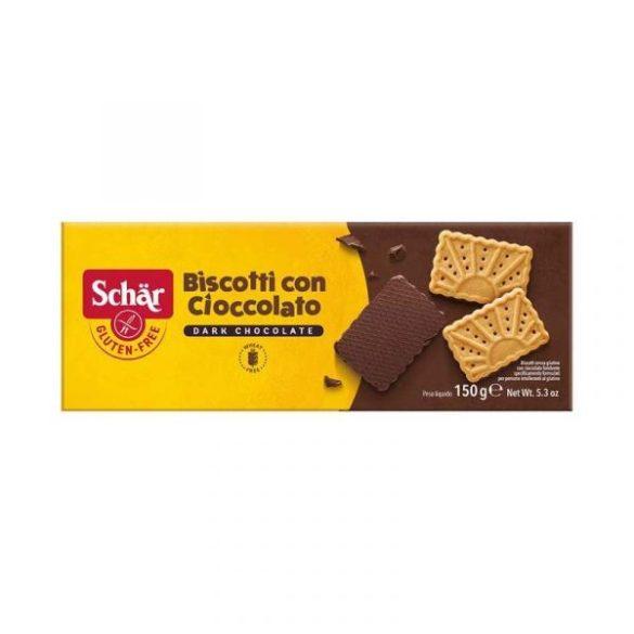 Schar Biscotti csokoládés keksz 150 g