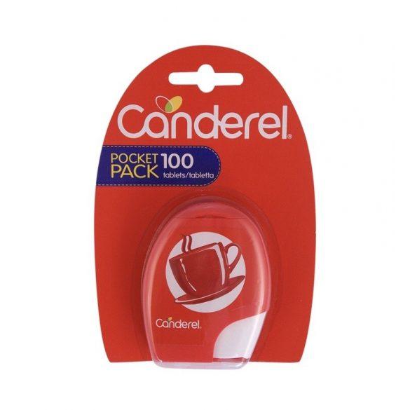 Canderel Édesítő tabletta steviával 100 db