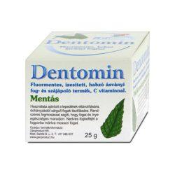 Dentomin C-vitaminos fogpor 25 g