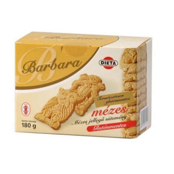 Barbara Mézes keksz 180 g