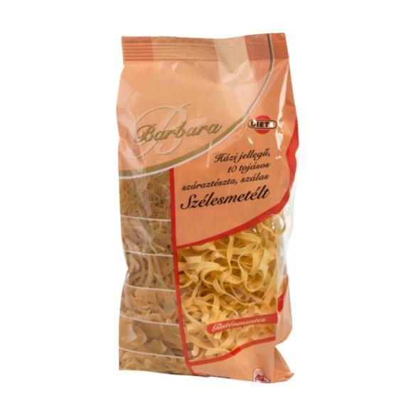 Barbara gluténmentes szélesmetélt tészta 200 g