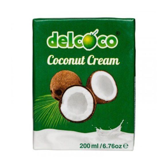 Del Coco kókusztejszín 200ml