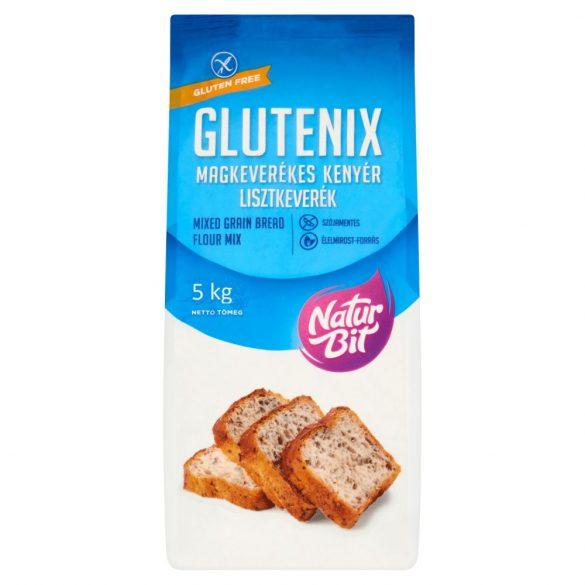 Glutenix 5 kg-os magkeverékes kenyérpor(OÉTI:2278/2007)