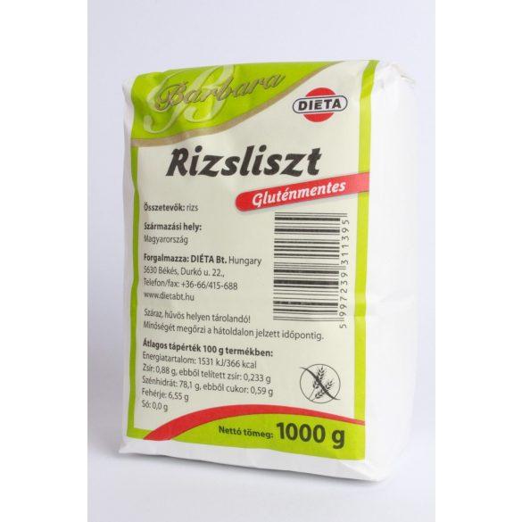 Barbara Rizsliszt 1000 g