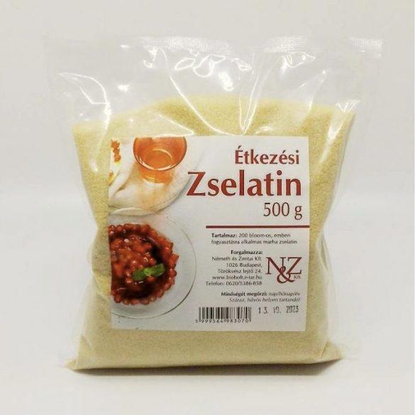 N&Z Étkezési zselatin 500 g