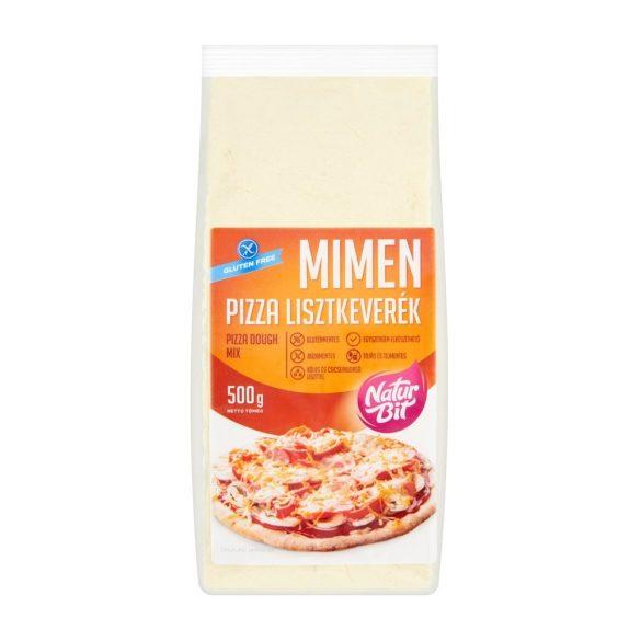 Mimen Pizza gluténmentes lisztkeverék 500 g