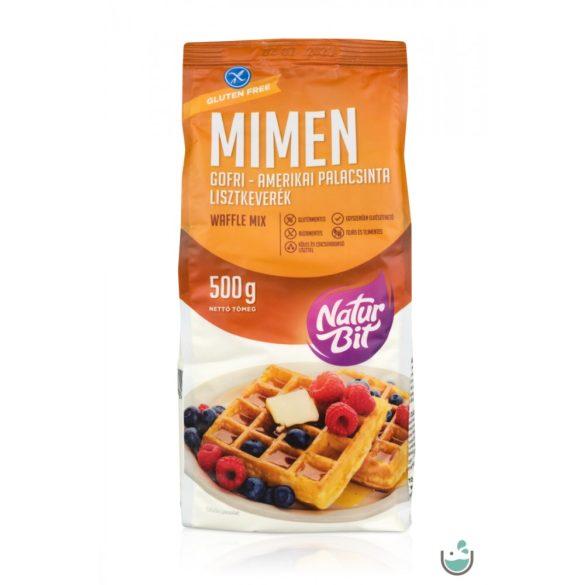 Mimen Gofri-Amerikai palacsinta lisztkeverék 500 g