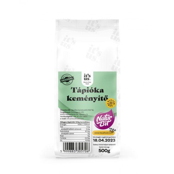 Naturbit Tápióka keményítő 500 g