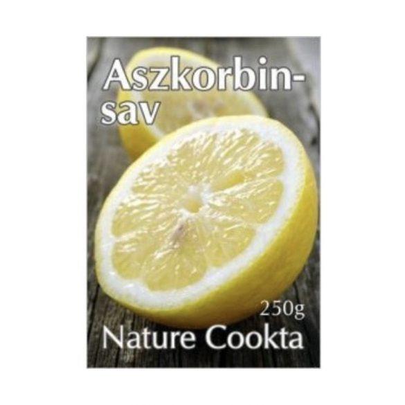Nature Cookta Aszkorbinsav 0,25 Kg