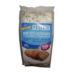 Glutenix Albatutti csökkentett szénhidrát tartalmú lisztkeverék 500 g