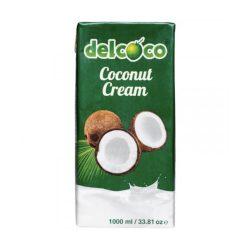 Del Coco Kókusztejszín 1000 ml