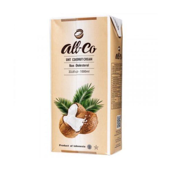 All-Co Kókusztejszín 1000 ml