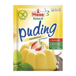 Haas puding vanilia natural 40 g
