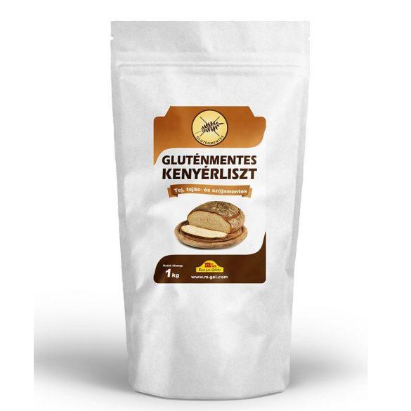 Dia-Wellness gluténmentes és szójamentes kenyérliszt 1 kg