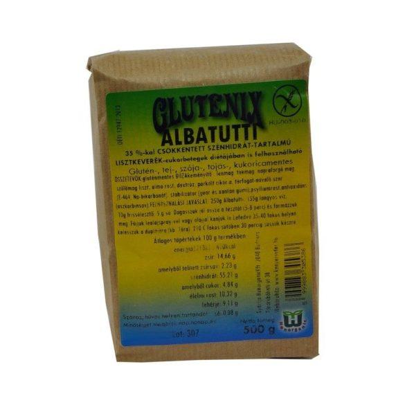 Glutenix Albatutti csökkentett szénhidrát tartalmú lisztkeverék 25 kg