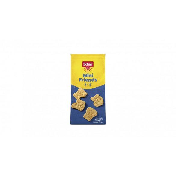Schär Milly Friends kekszek 125 g