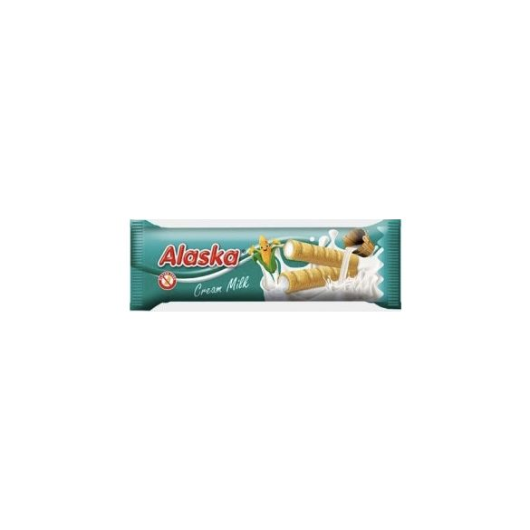 Alaska tejkrémes kukoricarúd 18 g